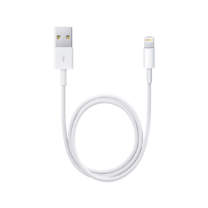1M Apple USB Lightning Charging Cable