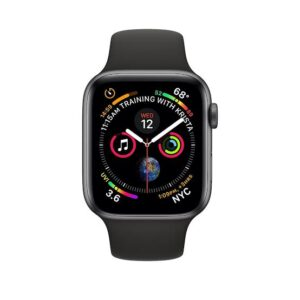 Apple Watch Series 3 GPS – 42mm Space Gray Aliminium Case