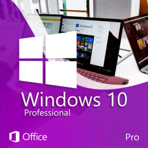 Genuine Windows 10 Pro Digital License – Lifetime Activation