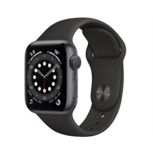 Apple Watch Series 6 – 40mm Space Gray Aliminium Sports Gps
